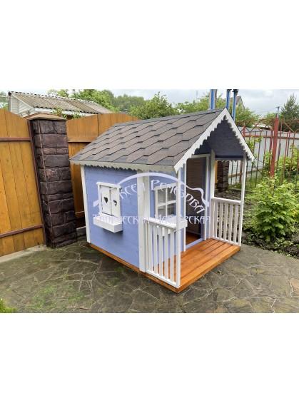 Детский игровой домик модель 002