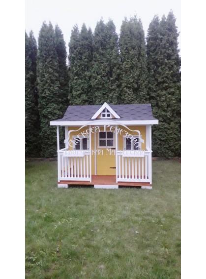 Детский игровой  домик модель 011