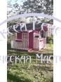 Детский игровой домик модель 015