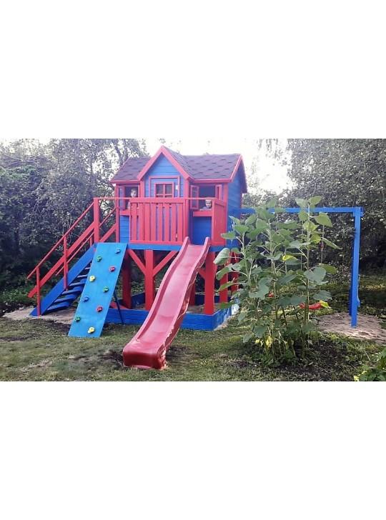 Детский игровой домик модель 018