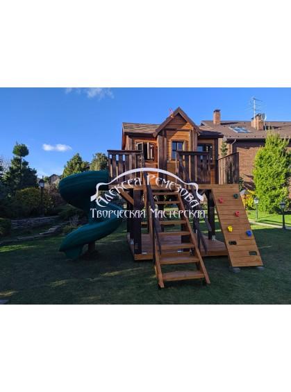 Детский игровой домик модель 018 Combi