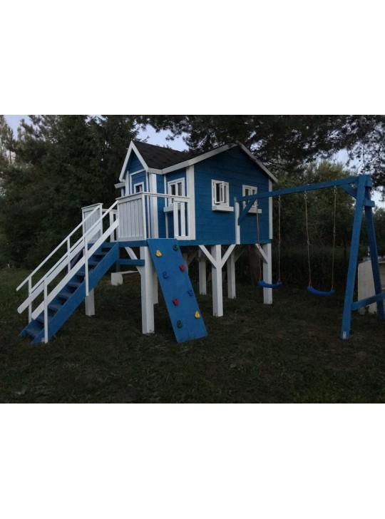 Детский игровой домик модель 018 XXL