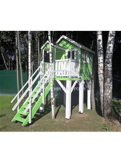 Детский игровой домик модель 019
