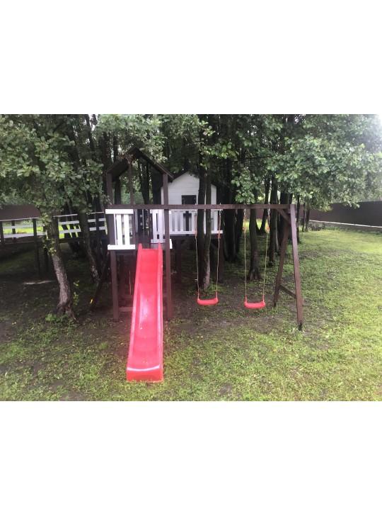 Детский игровой домик модель 020
