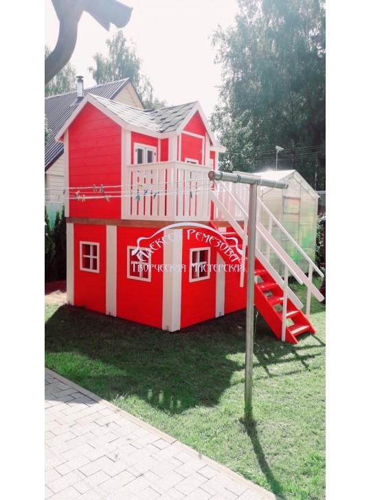 Детский игровой домик модель 024