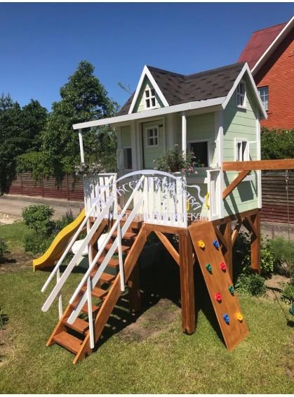 Детский игровой домик модель 026