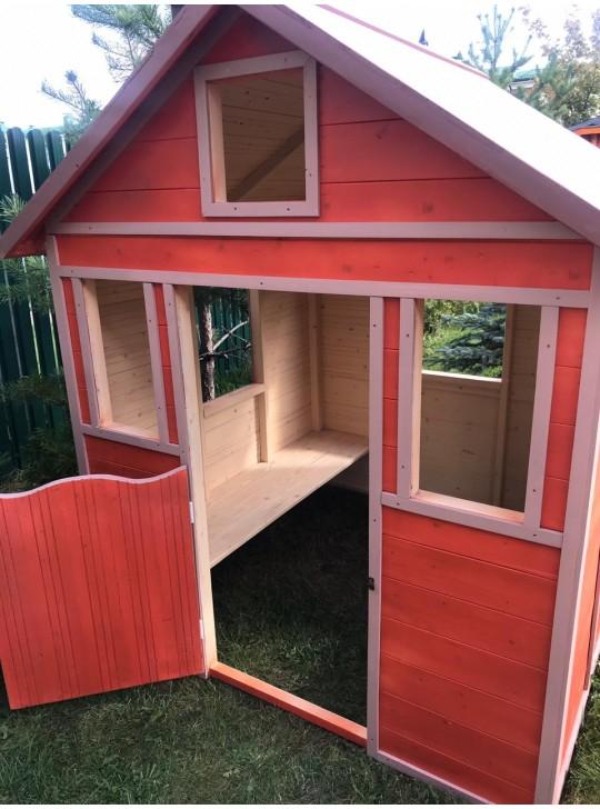 Детский игровой домик модель 027