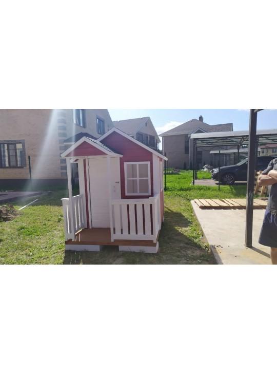Детский игровой домик модель 028