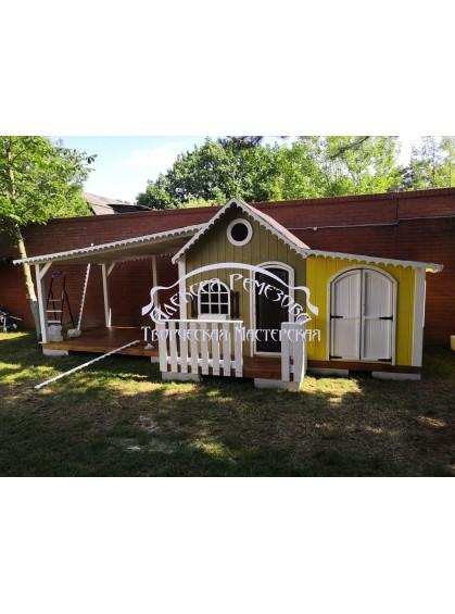 Детский игровой домик модель 031