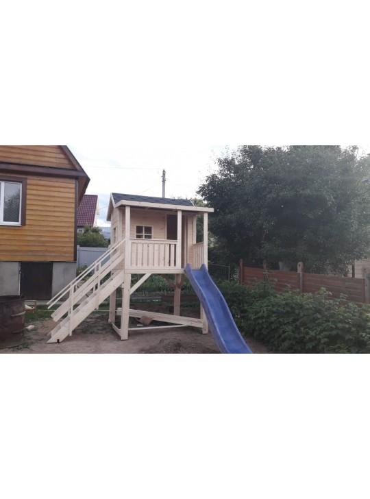 Детская игровая площадка модель 004