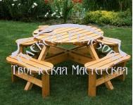 Садовая и парковая мебель