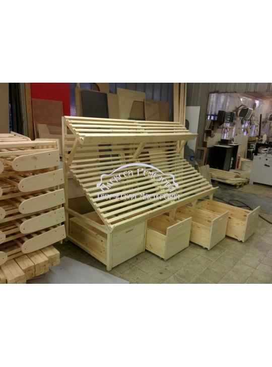 Хлебный стеллаж модель 011