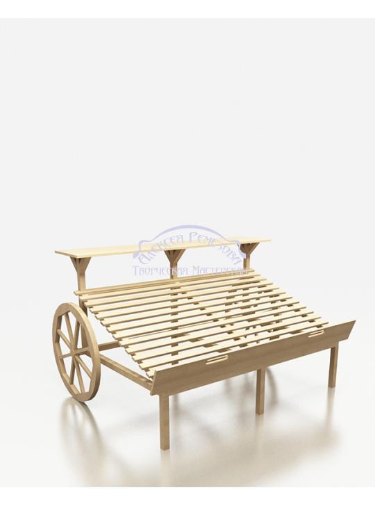 Овощной прилавок модель 006