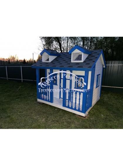 Детский игровой домик модель 013