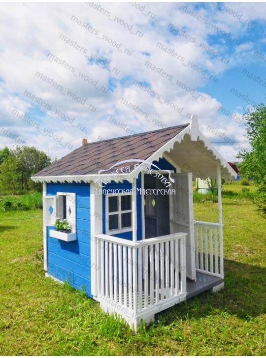 Детский игровой домик модель 022