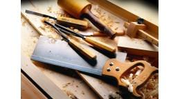 Изделия из дерева - древнейшее наследие предков.